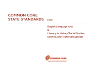 Core Standards for English Language Arts