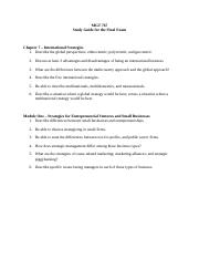 MGT 767 Study Guide for the Final Exam(2014).doc