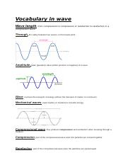 Vocabulary in wave.docx