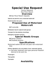 4-3 Special Use Request.docx