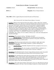A Bill to Legalize Physician Assisted Suicide in all Fifty States.docx