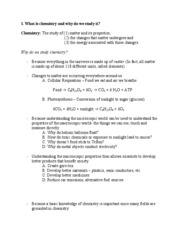 Ch. 1 Lecture Notes SV