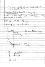 ERRATIC MOTION NOTES