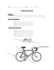 Transportation handout.doc