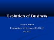 evolutionofbusiness-120601184852-phpapp02