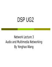 A05_Audio Networking