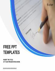 Akpri Pptx Free Ppt Templates Insert The Title Of Your Presentation Here Http Www Free Powerpoint Templates Design Com Pokok Bahasan 01 Syarat Syarat Course Hero