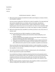 SB 450 Discussion Questions - Chapter 3