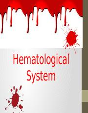 Chapter 19 - Hematological - Slides(1).pptx