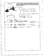 1352_Mechanics Homework Mechanics of Materials Solution