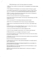 20 Questions to Ask about a Poem
