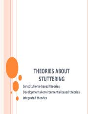 Theories_about_stuttering.ppt