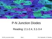 P-N+Junction+Diodes