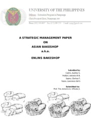 A-Strategic-Management-Paper-on-Enlins-Bakeshop