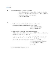 Sloution to problem set 4