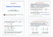 Ch02 Network Theorems 1s09