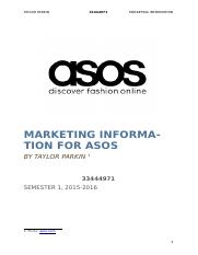 Marketing Information (Final)