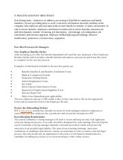 9. PROCESS AND POST HIRE ISSUES.docx