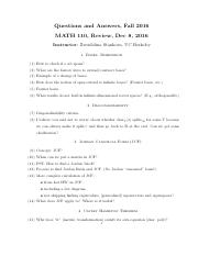 Questions and Answers F16 MATH 110-1.pdf