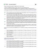 fin 515 problem 3 1 thru 3 7 Fin370 fin/370 fin-370 precision machines part 2 note: there are two parts to this learning team assignment part 1 was completed in week 3 review the precision machines document and spreadsheet.