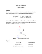 Lecture16_CrossProduct_102510