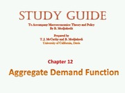 Chapter+12+-Aggregate+Demand+Function-1