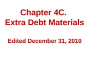 C12-Chp-04-1C-Extra Debt Items-2012