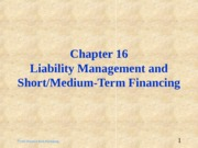 ch16_-_Libility_Management_ST_Financing