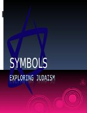 Judaism symbols.ppt