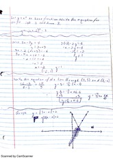 Mixed Algebra 2 Final Review