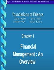 Chapter no. 1 nature & scope of financial management ppt video.