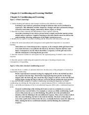 Chapter 6 Learning Objectives Modified