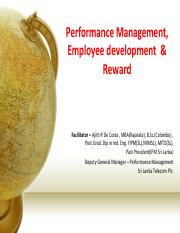3.PM employee reward & development L3 handout