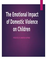 The Emotional Impact of Domestic Violence on Children.pptx
