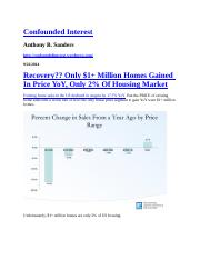 Confounded Interest_Existing Home Sales_9_22_2014