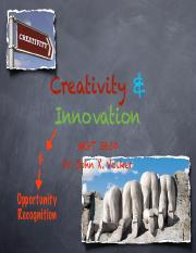 MGT 3610 (Creativity & Innovation).pdf