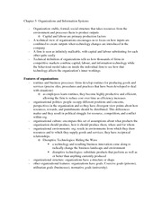 hrm chapter 1 notes The ulrich hr model, a common way to look at hrm strategic planning,  chapter 1: the role of human resources 11 what is human resources.
