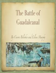 Battle of Guadalcanal.pdf