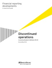 financialreportingdevelopments_bb1886_discontinuedoperations_may2012