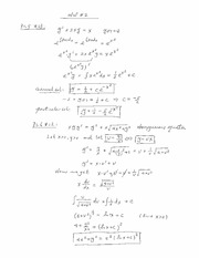 differential equations final exam study guide
