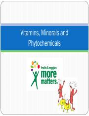 VITAMINS, MINERALS AND PHYTOCHEMICALS ANTIOXIDANTS.pdf