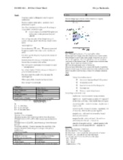 FINAL EXAM _cheat sheet