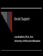 SOCIAL SUPPORT.ppt