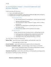 Accounting Notes Chapter 1.docx
