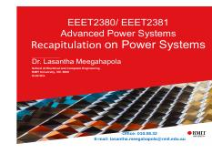 EEET2380-81-Lecture_2-Recapitulation on Power Systems(1).pdf