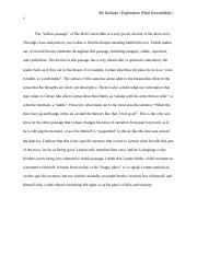 genetic engineering essay outline 1 pages red convertible explication paragraph