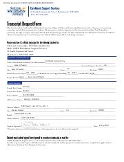 Harvey Booker - SNHU signed transcript request form .pdf