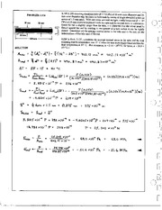 159_Mechanics Homework Mechanics of Materials Solution