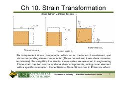 10StrainTransformation