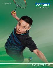 Badminton 2013 yonex pdf catalogue